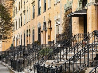 Beautiful Newly Renovated Duplex Unit in historic townhouse, Manhattan NYC!