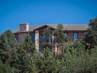 Luxurious Mountain Guest Villa