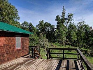 The Gilmore Cabin In Pinehurst