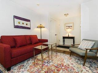 Quiet and Comfortable suite in Kitsilano