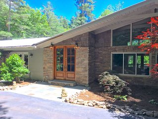 Country Mountain Elegance - Entire House