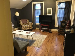 Beautiful Buffalo Apartment in Historic Allentown Neighborhood