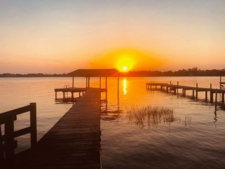 Relax at Florida's Secret Hideaway on Lake Placid, FL 1Bed/1Bath Entire Apt