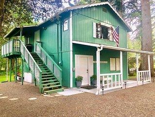 Spacious and Charming Home Base