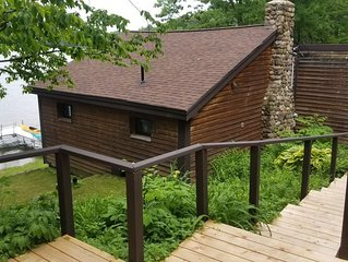 Hinton Bay Cabin on Round Lake