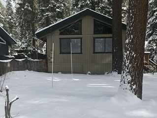Walking distance to the lake! Enjoy a slice of Tahoe and Kings Beach beauty!!!