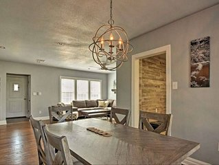 Renovated!!! New!!! 10 minutes to Bricktown/10 min to Fairgrounds