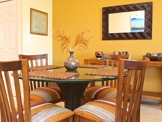 Pacifico L-407, tropical 2 bedroom overlooking the pool