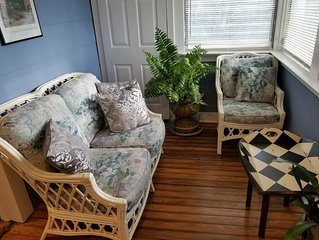 Fully Furnished house close to town, Duke, UNC & RDU