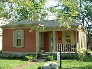 Millstone Cottage, 2 BR/1 BA/Patio- Downtown