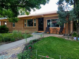 Corner Cutie Brick Ranch Home near downtown Grand Junction
