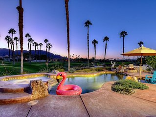 PGA West, relaxing pool home with views!