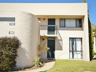 Beach Resort Unit 114 - Kalbarri, WA