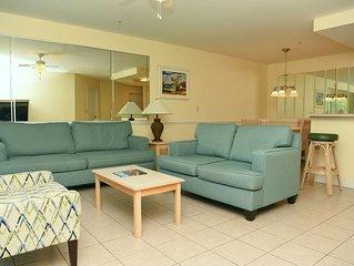 Full Kitchen, 2 Bedrooms, 2 Bathrooms, Golf Resort, Close to Beach in Calabash,