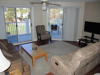 Family Friendly 2 bedroom, 2 bath, with great resort amenities(1609)