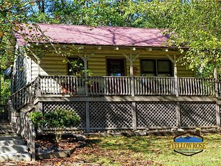 Barefoot Memories is perfect Bryson City or Cherokee Cabin Rental for you!