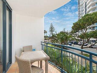 Calypso Plaza Resort Unit 144 - Central Coolangatta Beachfront location