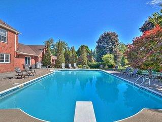 Rose Hill Grand Niagara Estate - 50% off nightly rates!
