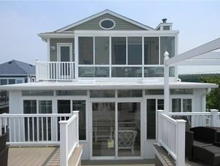 Waters edge Beach House VIEWS North Fork Hamptons Your Private Beach Jacuzzi