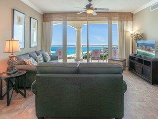 P5-1303 - Portofino 2B/ w Beach Chairs