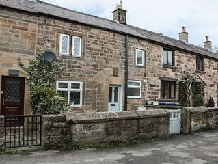 3 Brookside Cottages, TWO DALES