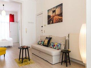 Modern 1bdr 70 sq mt in the European district