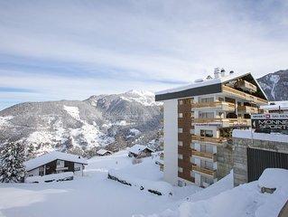 Appartement Diana 9, La Tzoumaz, Switzerland