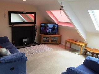 Fishermans Loft - Two Bedroom House, Sleeps 4