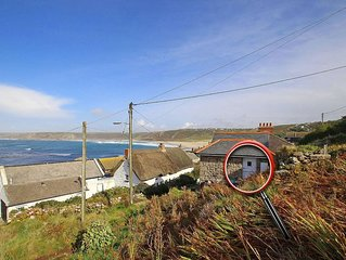 Old Rocket and Pump House, SENNEN