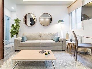 Salamanca Luxury IX - Apartamento para 4 personas en Madrid