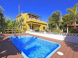 Casa Micaela en Tijarafe