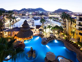 Rated for best value in Cabo!! Nautical 1BR Suite