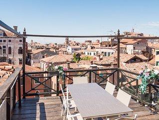 Venice Luxury Palace 9 - Appartamento per 9 persone a Venezia