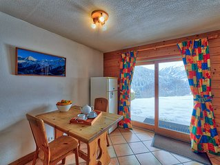 Refuge du Requin Ski-in/Ski-out *Swimming Pool* great value