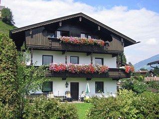 Splendid Apartment in Fugen near Ski Area