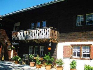 Charming wooden house in Switzerland!