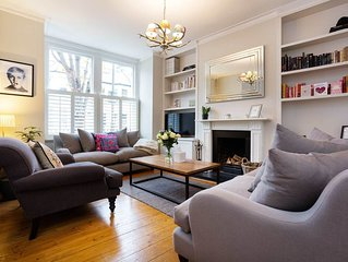 Three bedroom house in Wandsworth, perfect for family trips (Veeve)