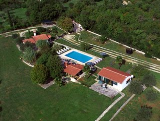 Villa Campo with private pool and garden