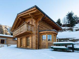 Chalet Lustycru, La Tzoumaz, Switzerland
