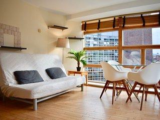 1 Bedroom Apartment In Smithfield Dublin
