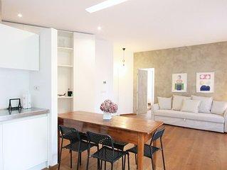 ☆ Luxury Flat ☆ 2 camere 2 bagni parcheggio no ZTL. AC in ogni stanza