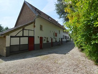 Stunning Holiday Home near Forest in Slenaken