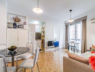 Gran Vía IV - Apartamento para 4 personas en Madrid