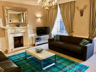 Escape to Edinburgh * Abercromby Place