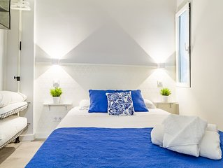 Ronda de Atocha I - Apartamento para 3 personas en Madrid