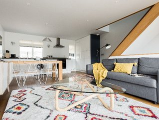 The Press House - Warm & Stylish 2BDR British Design Home in Jericho