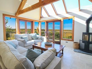 Scovarn House -  a barn conversion that sleeps 8 guests  in 4 bedrooms