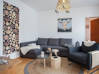 Homey Apartment in Winterberg with Balcony
