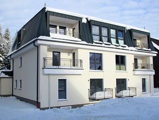 Pleasant Apartment in Winterberg with Balcony