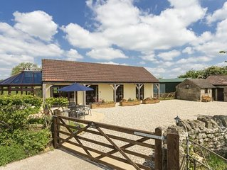 The Yard is a ground level stable conversion sleeping 4 in rural Somerset near W